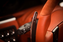 Gear Levers In The Steering Wh...