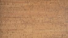 Brown Dark Wooden Cork Texture...