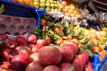Fruits And Vegetables At The M...