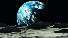 Planet Earth Viewed From The...