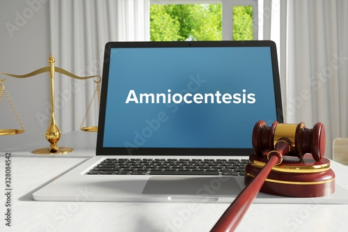 Photo Amniocentesis – Law, Judgment, Web