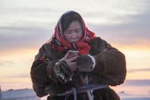 Far North, Tundra, A Girl-help...