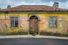 Old Colorful Home