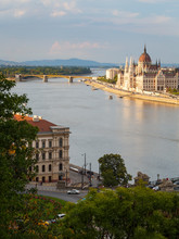 View Of Hungarian Parliament F...