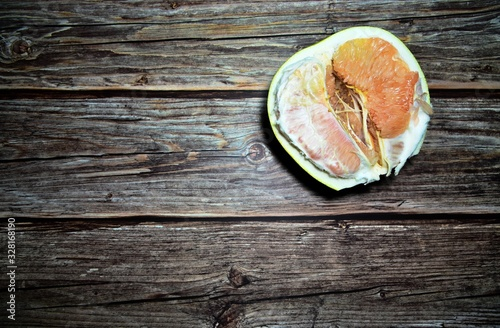 Tasty antidepressant for weight loss Pomelo Canvas Print