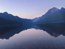 Bowman Lake Glacier National Park