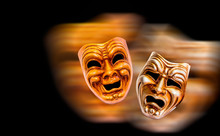 Comedy And Tragedy Theatrical ...
