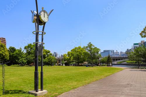 大阪・中之島公園