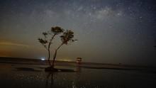 The Sunrise On Tan Thanh Beach...