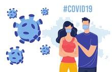 Coronavirus Danger, Human Popu...