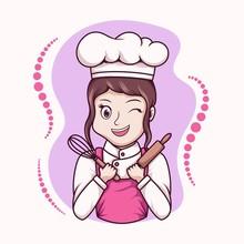Bakery Girl Chef