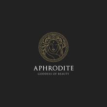 Monoline Aphrodite Greek Women...