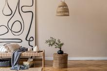 Interior Design Of Oriental St...
