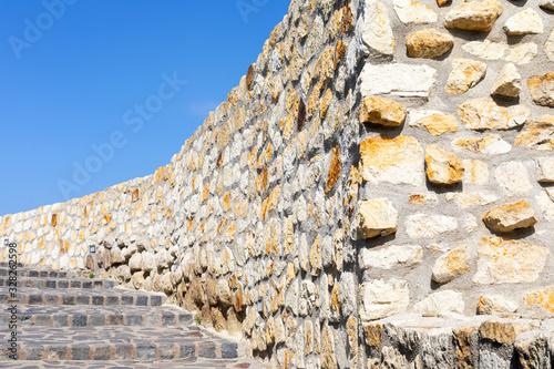 Vászonkép Stone wall