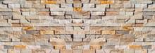 Mur De Pierres Texturées Bri