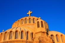 Dome Of Christian Orthodox Chu...
