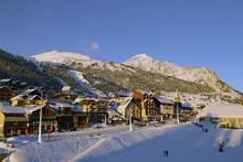 Montgenevre Milky Way Ski Area...