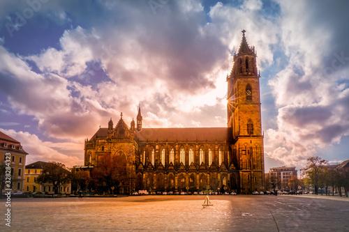 Fotografiet Dom zu Magdeburg