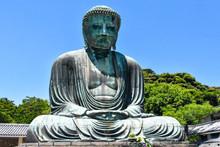 Kamakura Big Buddha Statue