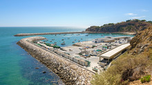 View Of Fishing Port In Albufe...