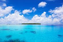 Soda Blue Sea