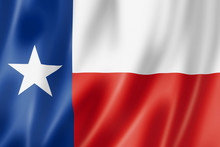 Texas Flag, USA