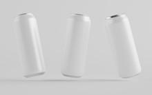 16 Oz. / 500ml Aluminium Can M...