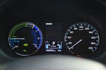 Dashboard Suv Hybrid Ev Elettric Screen