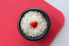 Natural Raw White Rice Grains,...