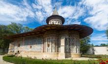 Church Of Voronet Monastery, B...