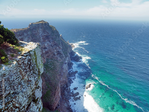 Kap der Guten Hoffnung -  Cape of Good Hope -  Kaap de Goede Hoop Canvas-taulu