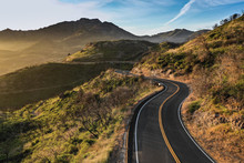 Malibu Mountain Roads
