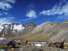 Amazing Landscape In Nevado De...