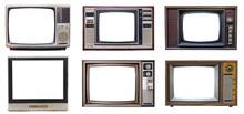Set Of Classic Vintage Retro S...