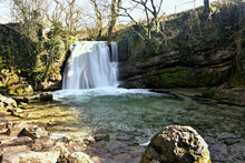 Janet's Foss And Gordale Beck In Malhamdale FS