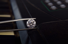 Selected Diamonds In The Tong...