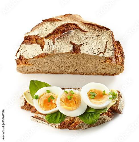 Fotografie, Obraz slice of bread