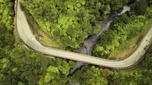 Aerial View Of The Forgotten W...