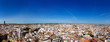 View over Seville