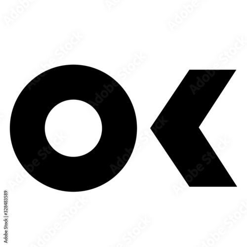 Photo simbolo ok