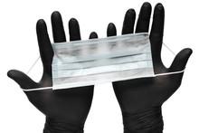 Medical Man Holds Antivirus Fa...
