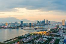Da Nang City Skyline Cityscape...