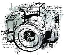 Camera Sketch 2020
