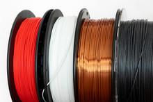 3D Printing Filament Reels Iso...