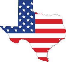 Map Of Texas