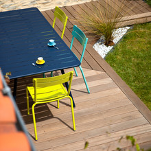 Table Et Salon De Jardin Moder...