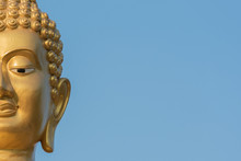 Buddha Statue With Copy Space ...
