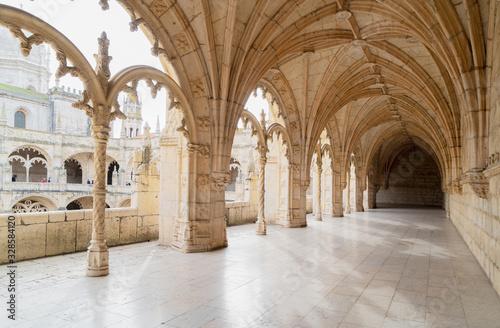 Mosteiro dos Jeronimos in Lisbon, Portugal