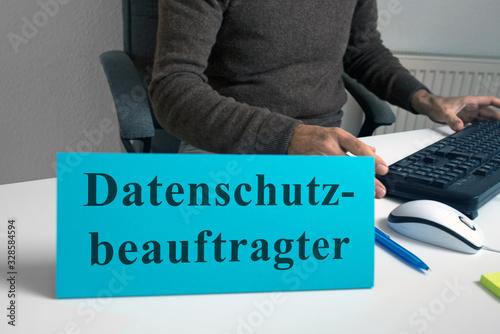 Photo Datenschutzbeauftragter, (Symbolbild)