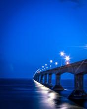 The Confederation Bridge In Ca...